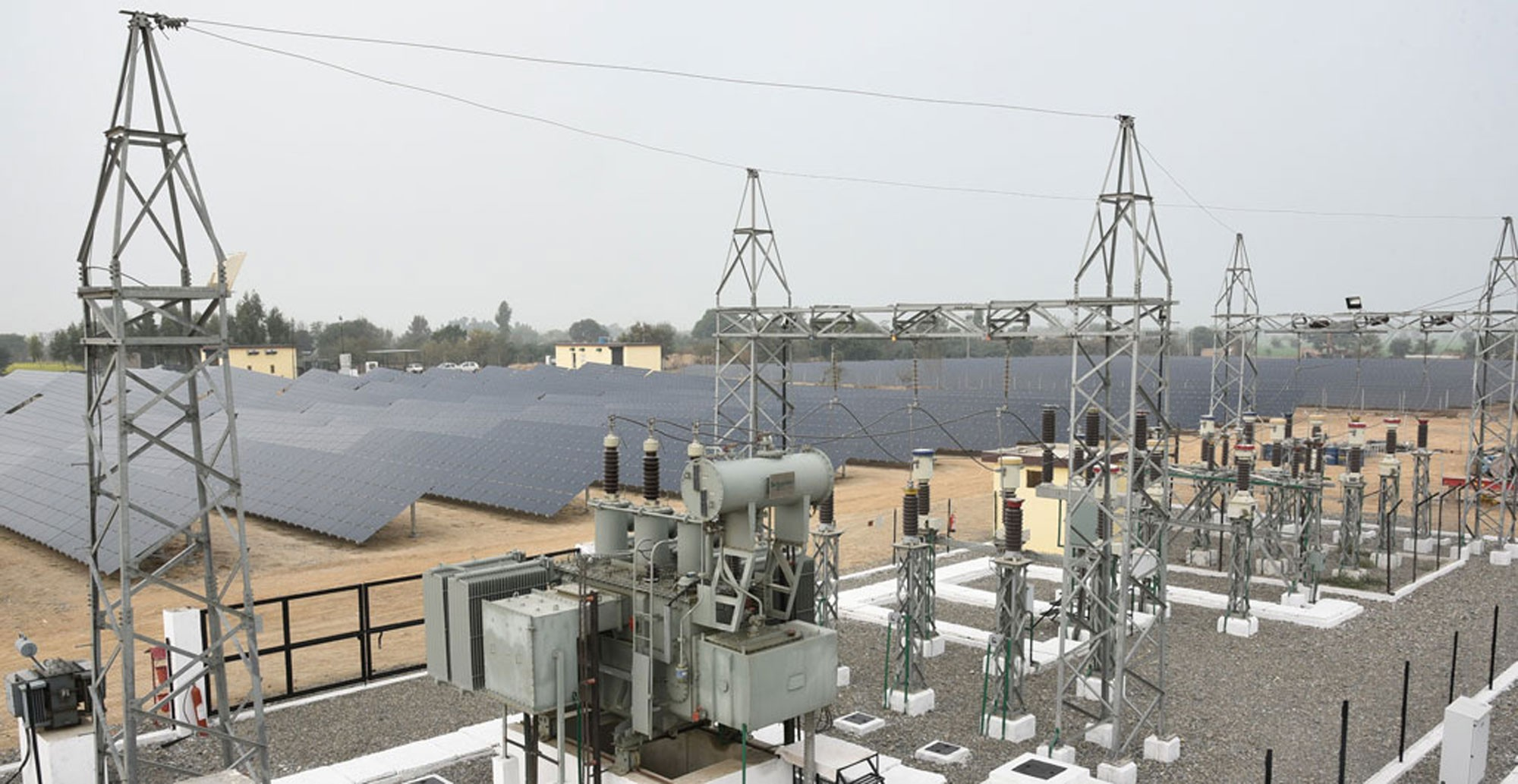 hight resolution of here s the case study on a 50 mw solar power project connected to the grid by hartek power in andhra pradesh