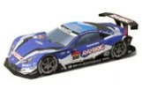 Papercraft imprimible y armable Racing Car Raybrig HSV-010 2011. Manualidades a Raudales.