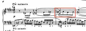 2nd movement, bridge