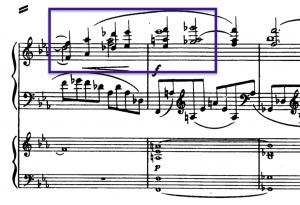 3rd movement, 2nd theme