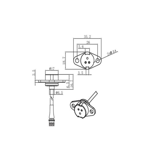 China Customized Analog Tank Level Control Switch