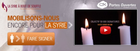 PetitionSyrie