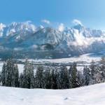 Autriche sous la neige