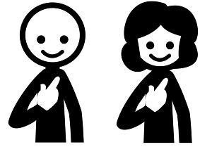 simbolo pronome io