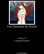 Los amantes de Teruel - Juan Eugenio Hartzenbusch portada