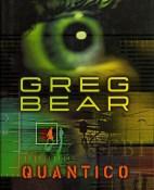 Quantico - Greg Bear portada