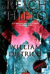 El Reich de hielo - William Dietrich portada
