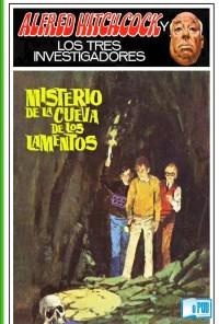 Misterio de la cueva de los Lamentos - William Arden portada