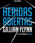 Heridas abiertas - Gillian Flynn portada