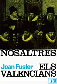 Nosaltres, els valencians - Joan Fuster portada