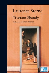 Tristram Shandy - Laurence Sterne portada