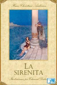 La sirenita - Hans Christian Andersen portada