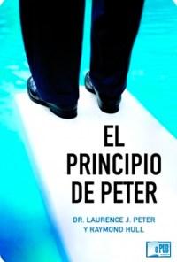 El principio de Peter - Laurence J. Peter & Raymond Hull portada