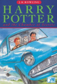 Harry Potter and the Chamber of Secrets - J. K. Rowling portada