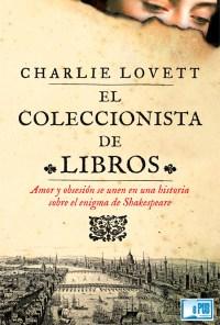 El coleccionista de libros - Charlie Lovett portada