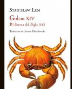 Golem XIV - Stanislaw Lem portada