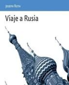 Viaje a Rusia - Joseph Roth portada