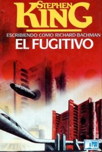 El fugitivo - Stephen King portada