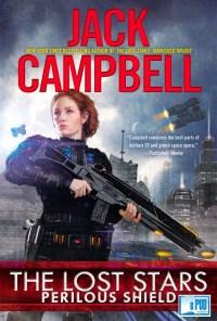 Perilous Shield - Jack Campbell portada