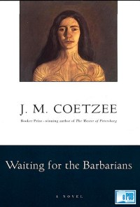 Waiting for the Barbarians - J. M. Coetzee portada