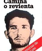 Camina o revienta - Eleuterio Sanchez portada