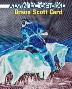 Alvin el oficial - Orson Scott Card portada