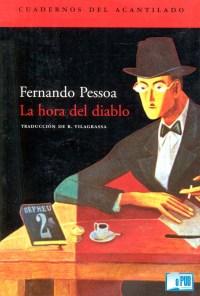 La hora del diablo - Fernando Pessoa portada