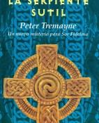 La serpiente sutil - Peter Tremayne portada