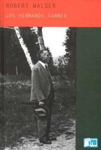 Los hermanos Tanner - Robert Walser portada