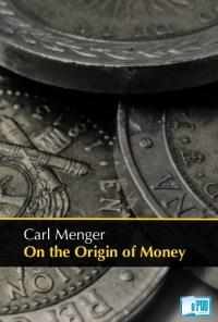 On the Origin of Money - Carl Menger portada