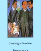 Burocracia - Santiago Ambao portada