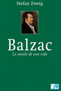 Balzac - Stefan Zweig portada