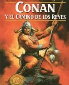 Conan y el camino de los reyes - Karl Edward Wagner portada