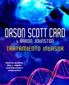 Tratamiento invasor - Orson Scott Card y Aaron Johnston portada