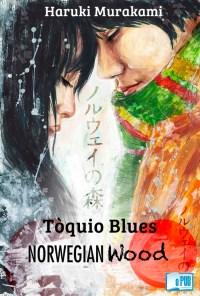 Toquio Blues - Haruki Murakami portada