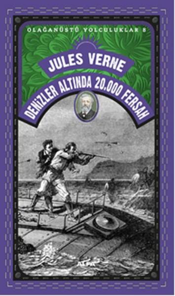 Denizler Altında 20.000 Fersah / Jules Verne