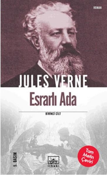 Esrarlı Ada / Jules Verne