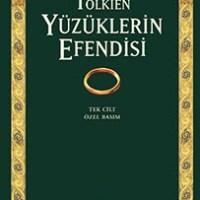 Yüzüklerin Efendisi / J.R.R. Tolkien (Tek Cilt)