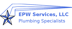 EPW Services LLC Logo Plumbing Services in Houston, Spring, Austin, San Marco, San Antonio