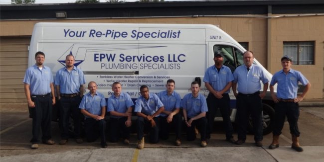 The Crew at EPW Services