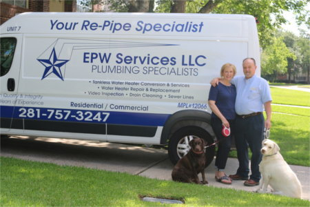 The Founders of EPW Services