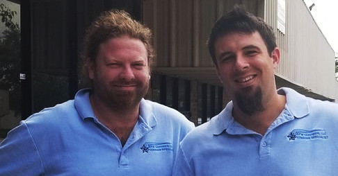 The Austin Team Ben and Lee Pennington