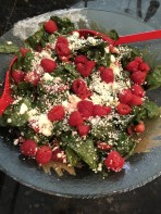 Brigitte Lemmerman's beautiful salad
