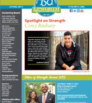 Epworth Newsletter Spring 2015 cover