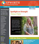 Epworth Newsletter Summer 2016 cover
