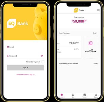 Joint Accounts Eq Bank
