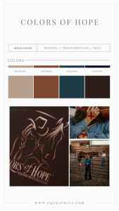 Profound Quarter Horse & Cowgirl Design for Equine Assisted Therapy Center