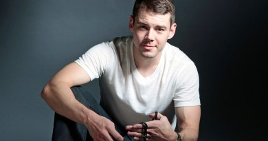 Sense8 Actor Brian J. Smith Comes Out as Gay