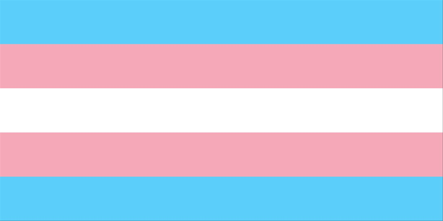 Lgbt Pride Flags-Transgender pride Flag