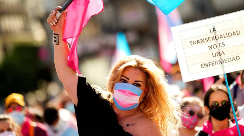 Spain allow transgender people to change their official gender without any medical checks